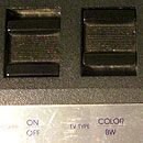 Atari 2600 Jr. ports and connections