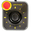Third party joystick for Atari 2600