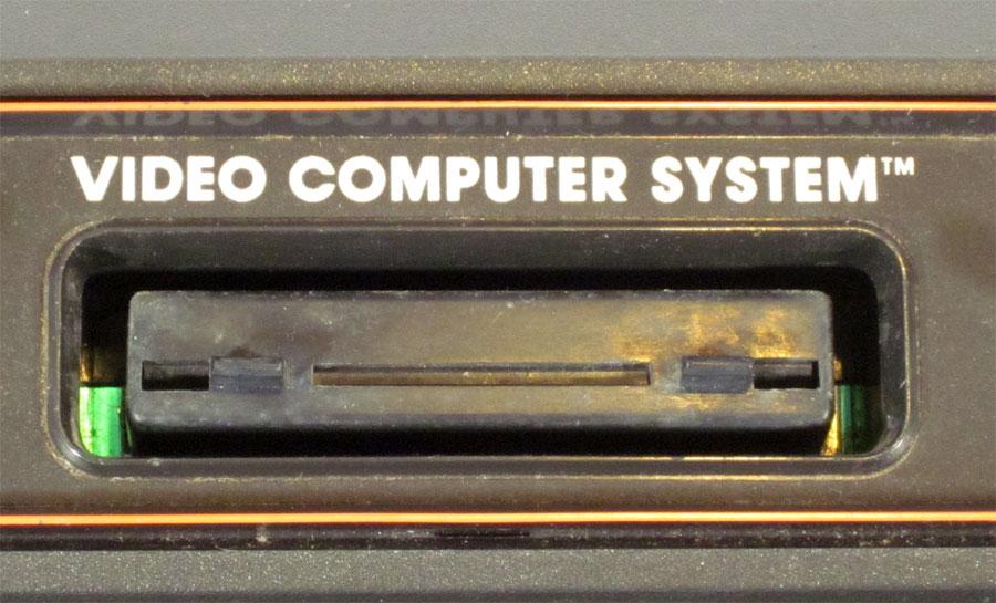 Cartridge slots