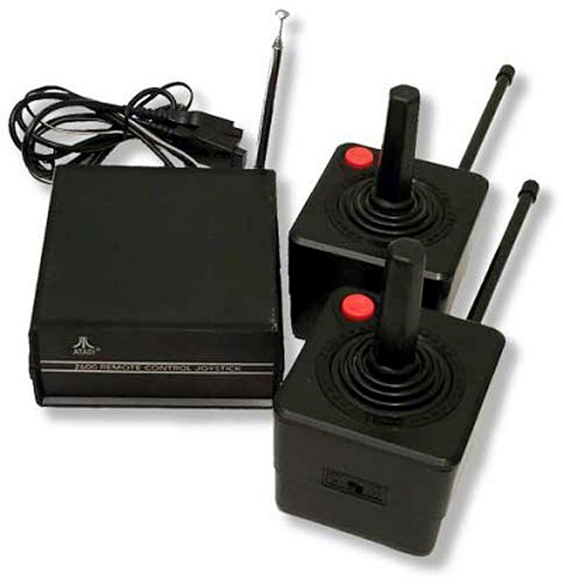 Atari Wireless Controllers