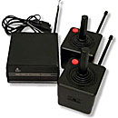 wireless joystick for Atari 2600