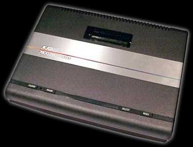 Atari 7800 hook up