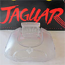 Atari Jaguar translucent case