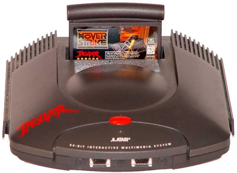Atari's #Jaguar has a small game library, but the good games