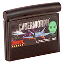 Cybermorph game cart for Atari Jaguar