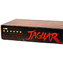 Atari Jaguar box - flat