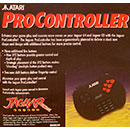 Atari Jaguar ProController box