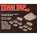 Atari Jaguar Teamtap Multi-player Adapter - back of box
