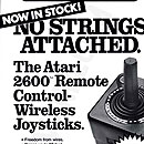 wireless joysticks