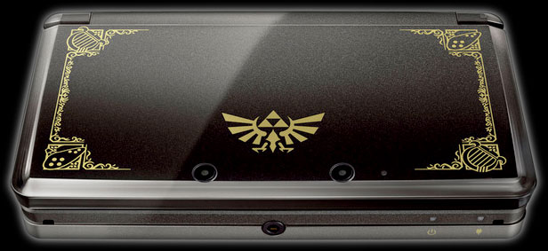 Nintendo 3DS Zelda Edition