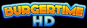 BurgerTime HD logo - Monkey Paw Games
