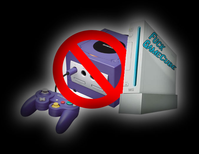 No more GameCube support on Slim Wii