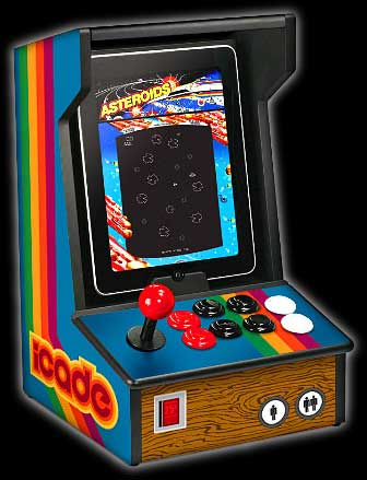 From iPad to iCade