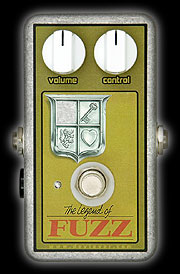 Devi Ever Zelda-Themed Guitar Distortion Pedal