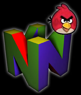 Nintendo pissed at the Angry birds