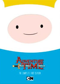 first season of Pendleton Ward's Adventure Time