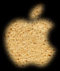 Apple Logo Toast