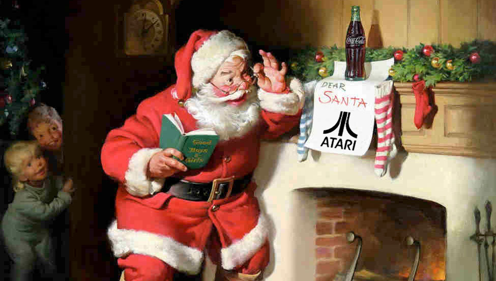 Santa realizes his elves need engineering degrees