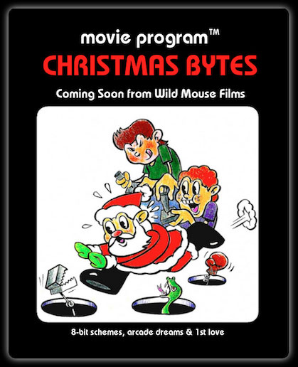 8-bit flick, Christmas Bytes by Wild Mouse Films