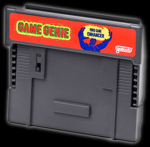 Galoob Game Genie for SNES