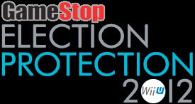 GameStop Wii U Election Protection