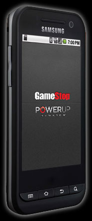 Gamestop mobile app for Android Smart phones