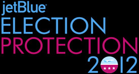 Jet blue Election Protection contest