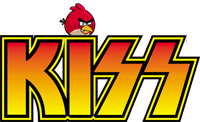 Rock band KISS teams up with Rovio Angry Birds