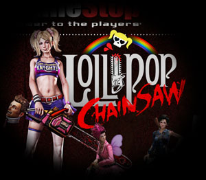 Juliet Starling in Lolipop Chainsaw