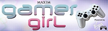 Maxim's Gamer Girl logo