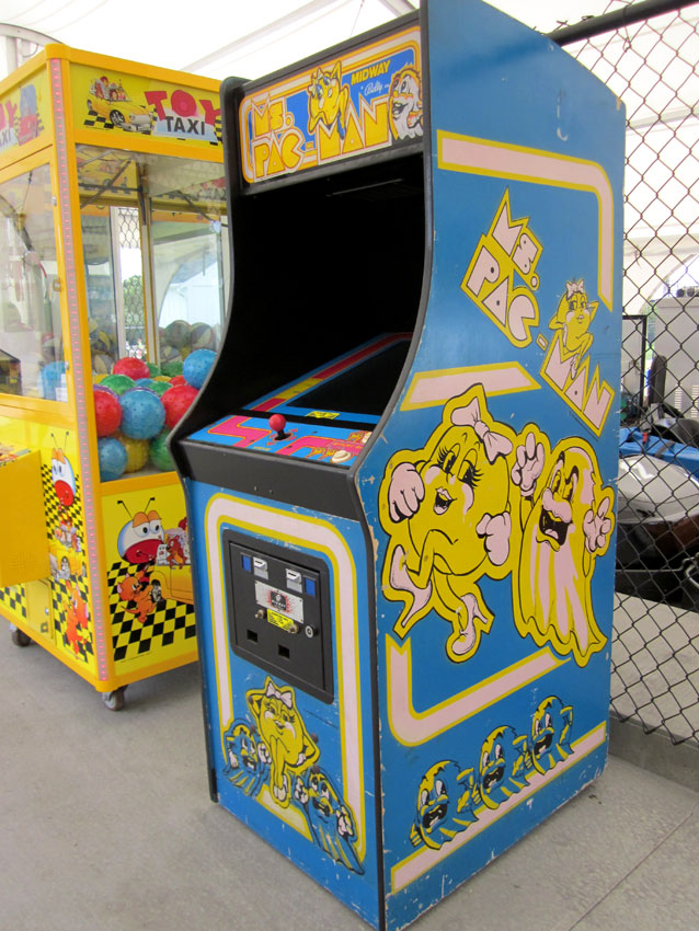 There Should Be A Rescue Organization For Arcade Cabinets