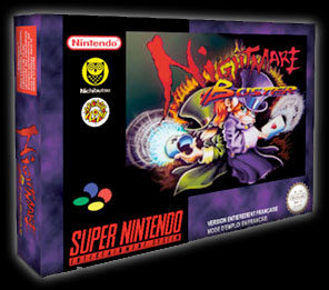 Nightmare Busters for SNES in 2012
