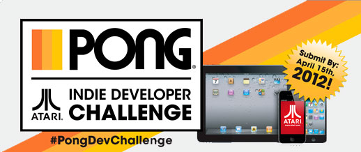 The Pong Indie Developer Challenge