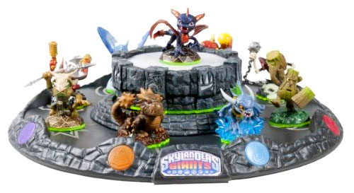 Skylanders Giants Battle Arena