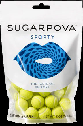 Maria Sharapova's new candy company, Sugarpova