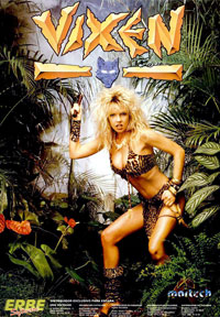 Vixen on the Atari ST