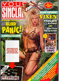 Your Sinclair May 1988