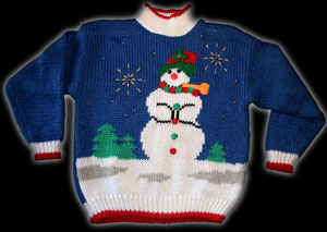 Awful Christmas Sweater