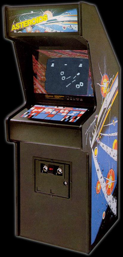 asteroids arcade cabinet - photo #9
