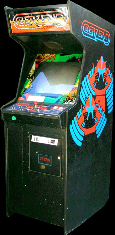 Going #Berzerk for Stern Electronics from #arcade to the Atari ...