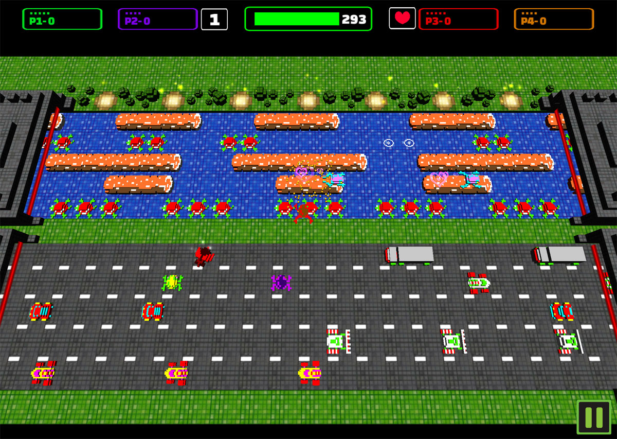 That Reminds Me Are We Due For A Frogger Reboot Soon