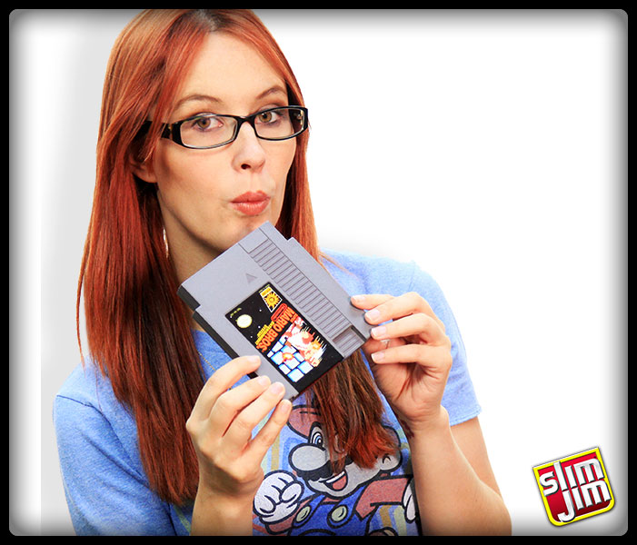 Meg Turney knows how to prep a stubborn NES cart