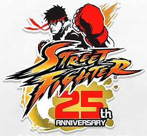 25th anniversary Street Fighter