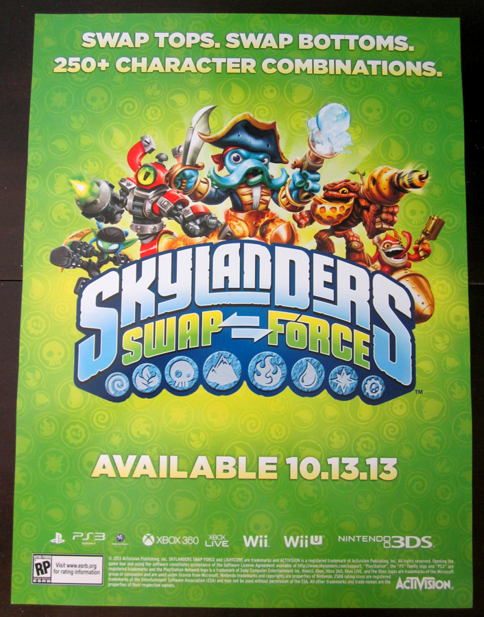 Skylanders: The Machine Of Doom Download Pdf