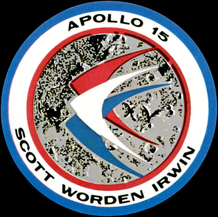 Apollo 12 Logo Apollo 15 Logo News of an