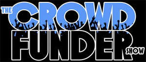 The Crowd Funder Show logo