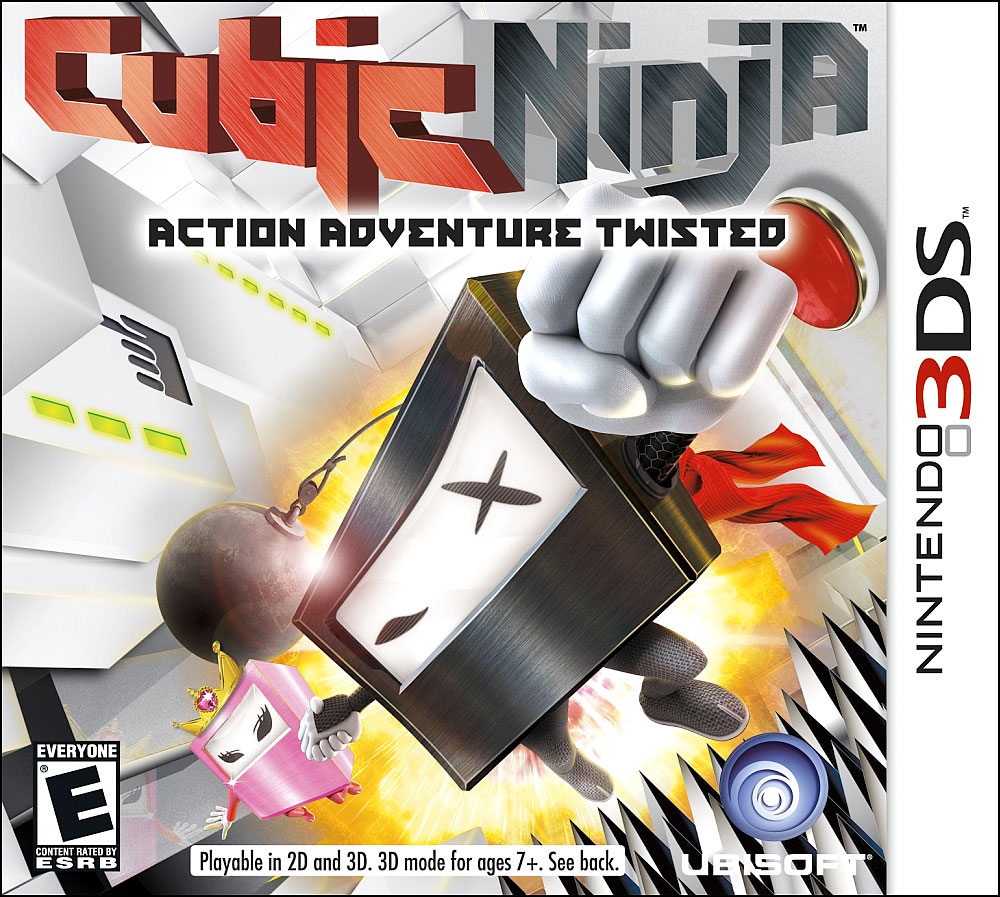 Cubic Ninja for 3DS