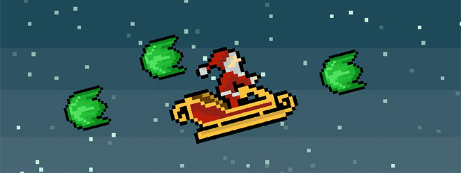Droppin Santa game for Android & iOS