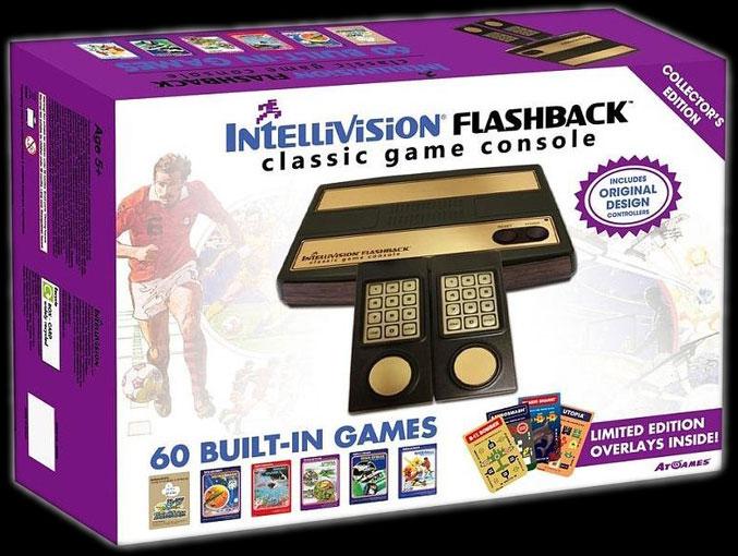 Intellivision flashback cartridge slot jennings bronze chief slot machine