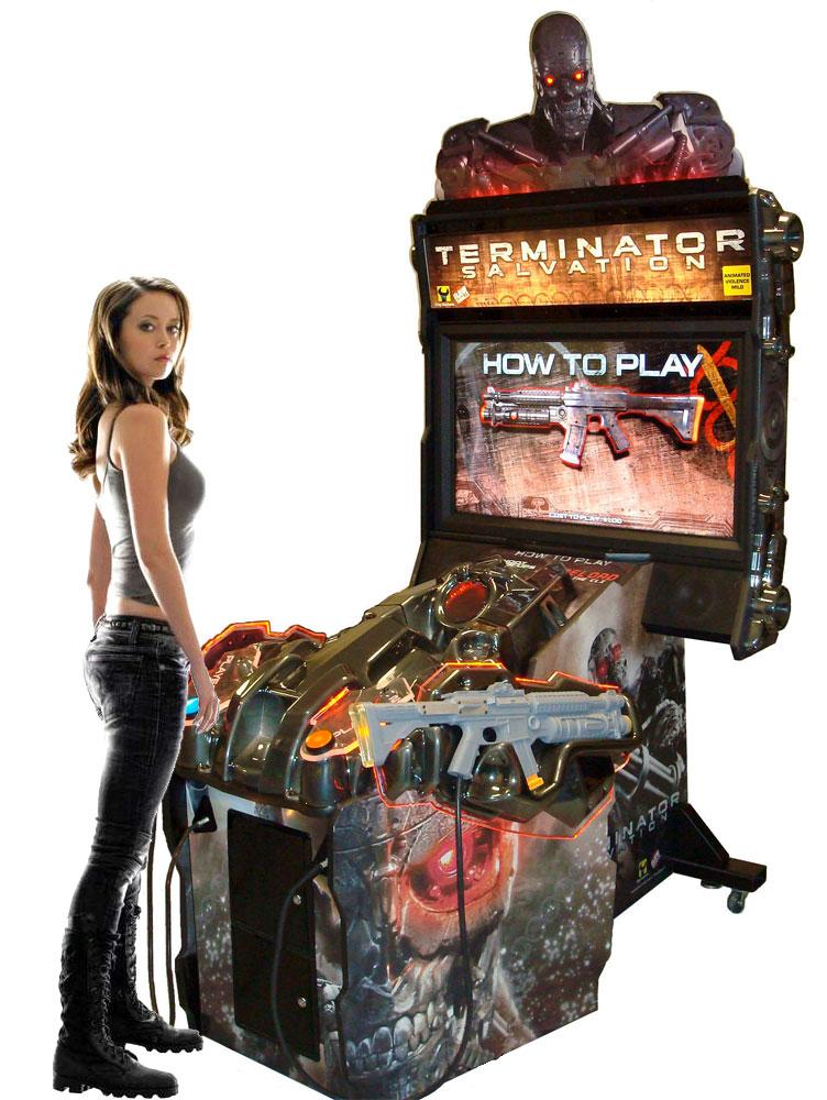 Despite Huge Films Amp Games The Terminator Franchise S